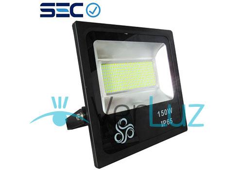 Foco proyector de rea led smd sec 150 watt reemplaza - Foco halogeno led ...